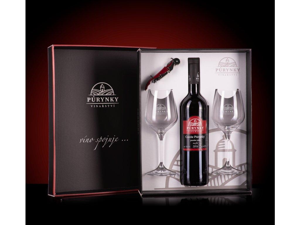 Krabice na vino Purynky 960px