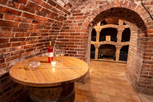 Podávání vína