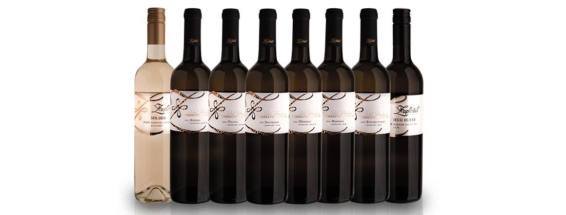 Nová vína ročníku 2020 - první várka :-)
