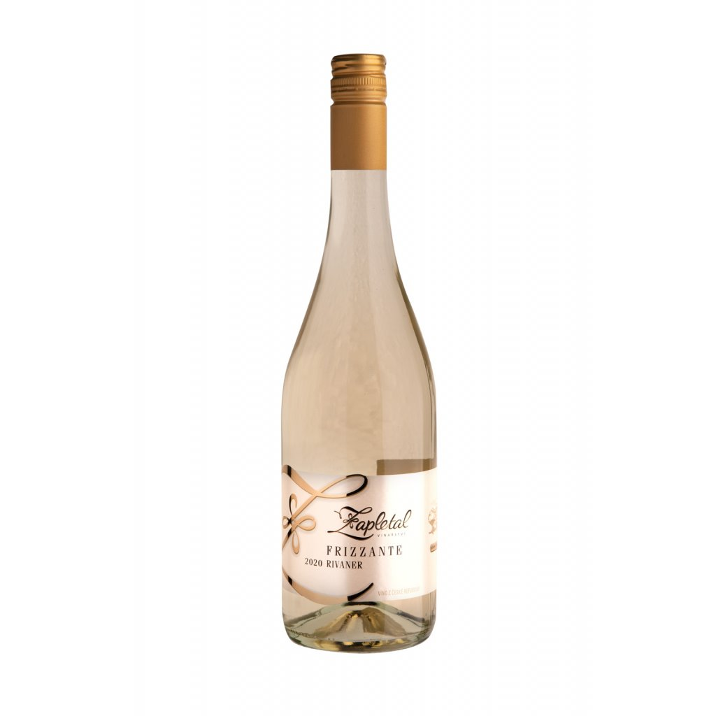 Frizzante Rivaner | suché | zemské | 2020 | 0,75 l Vinařství Zapletal