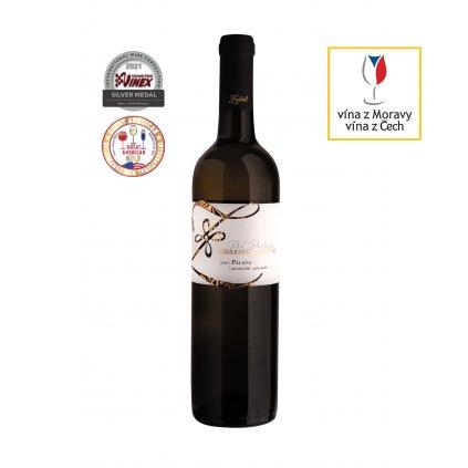 Pálava | bílé víno | polosladké | pozdní sběr | 2020 | 0,75 l Vinařství Zapletal