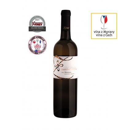 Hibernal | bílé víno | polosuché | pozdní sběr | 2020 | 0,75 l Vinařství Zapletal