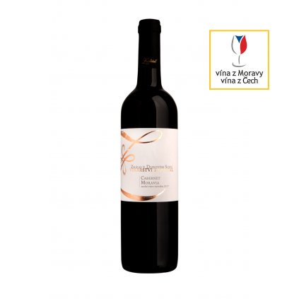 Vinařství Zapletal | Cabernet Moravia | červené víno | suché | zemské |2017 | 0,75