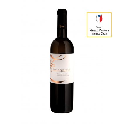 Chardonnay | bílé víno | suché | zemské |2018 | 0,75 l Vinařství Zapletal
