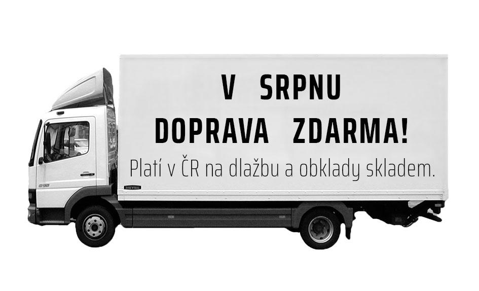 vinci projekt doprava zdarma po čr