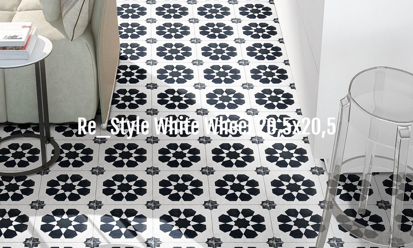 re-style_White_Wheel
