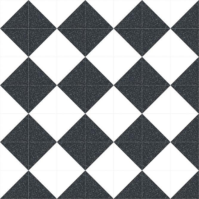 Retro_pannello_Triangles_3x3