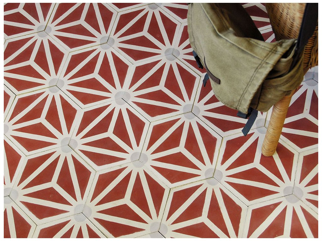 hexa tome cementova orientalni dlazba handmade 21