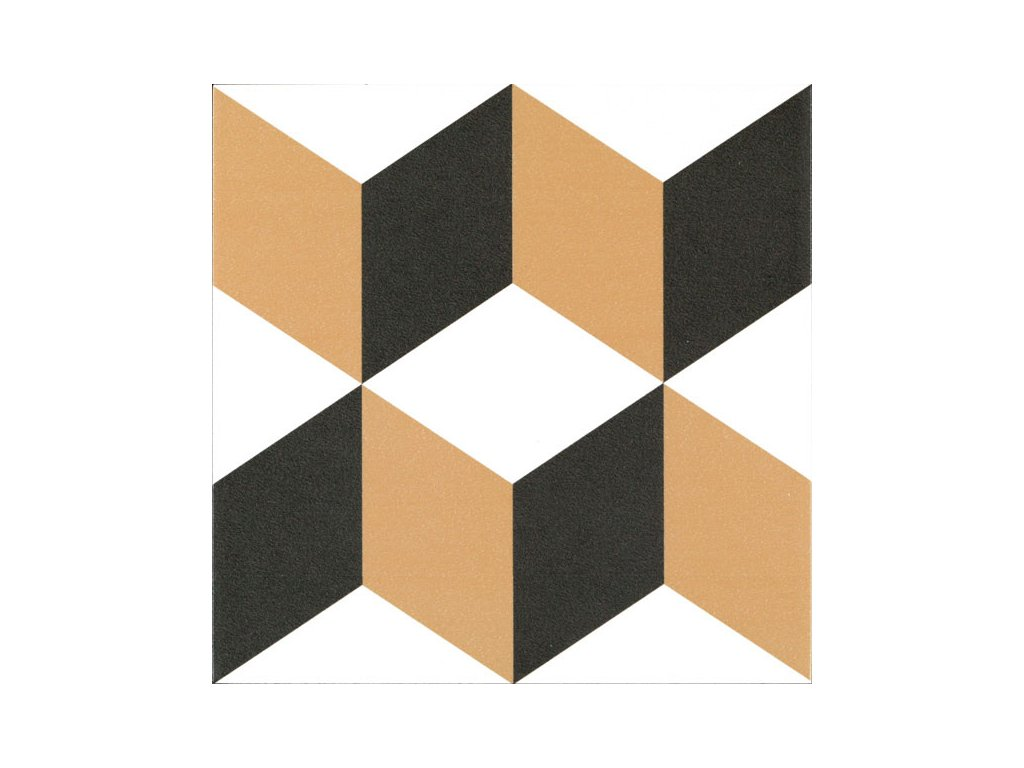 decor cubique caramel 1