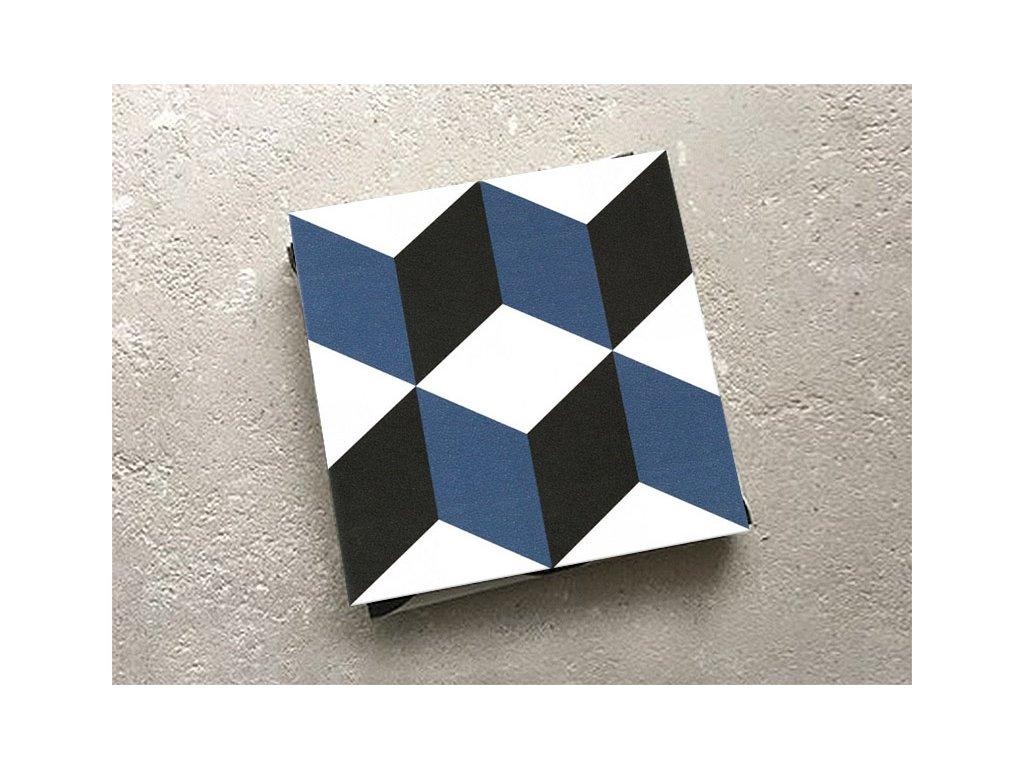 neocim plus Cubique bleu dlazba odolna 20x20 historicka 01