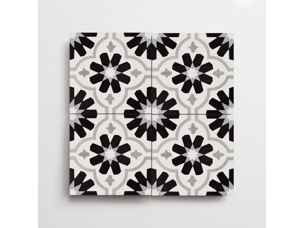 deco anthology etnic c 20x20 dekor historicky minimalisticky 04