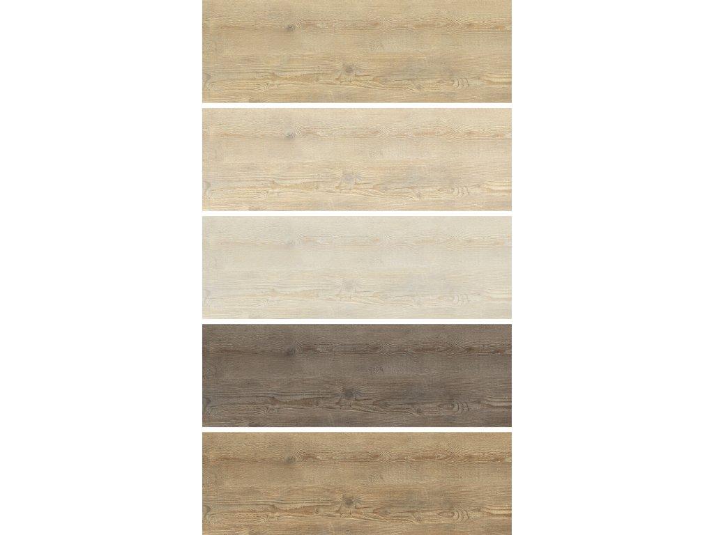 lafabbrica Ca Foscari velkoformatova 40x120 dlazba drevo bazenove