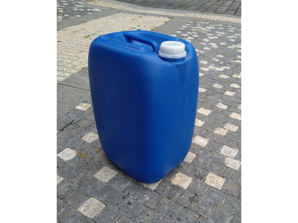 kanystr plastový 25 l modrý