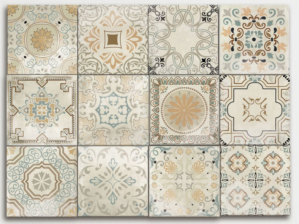 avenue dlazba dekory patchwork decor vintage 01