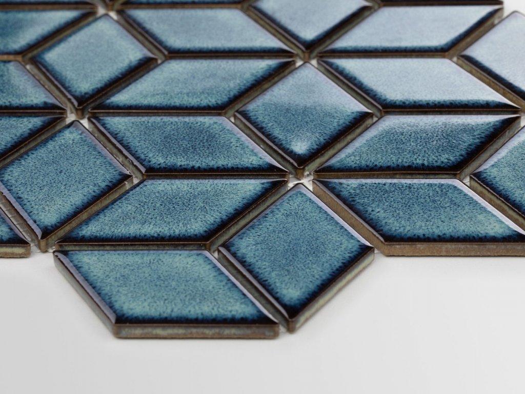 mozaika diamond svetle seda na siti kosoctverec diamant adriatik