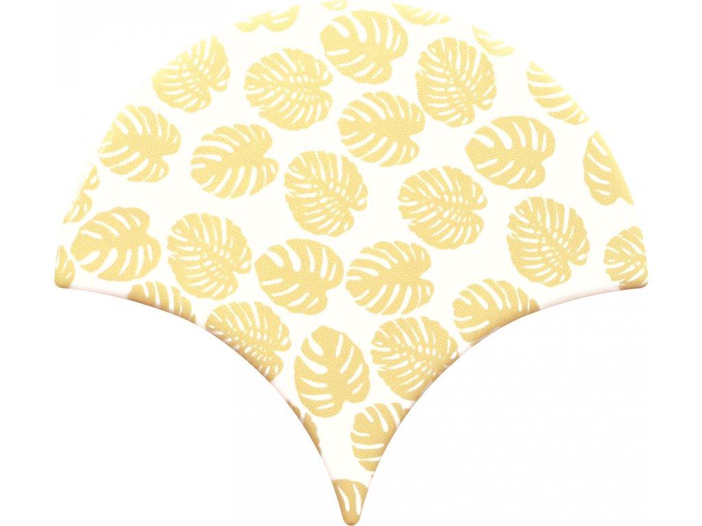 cevica jazz obklady lesk rybi supina dekory vzory jednobarevne dekor 4