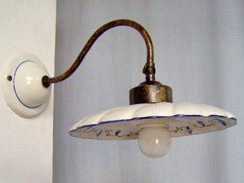 keramicke svitidlo lampa nastenna 17