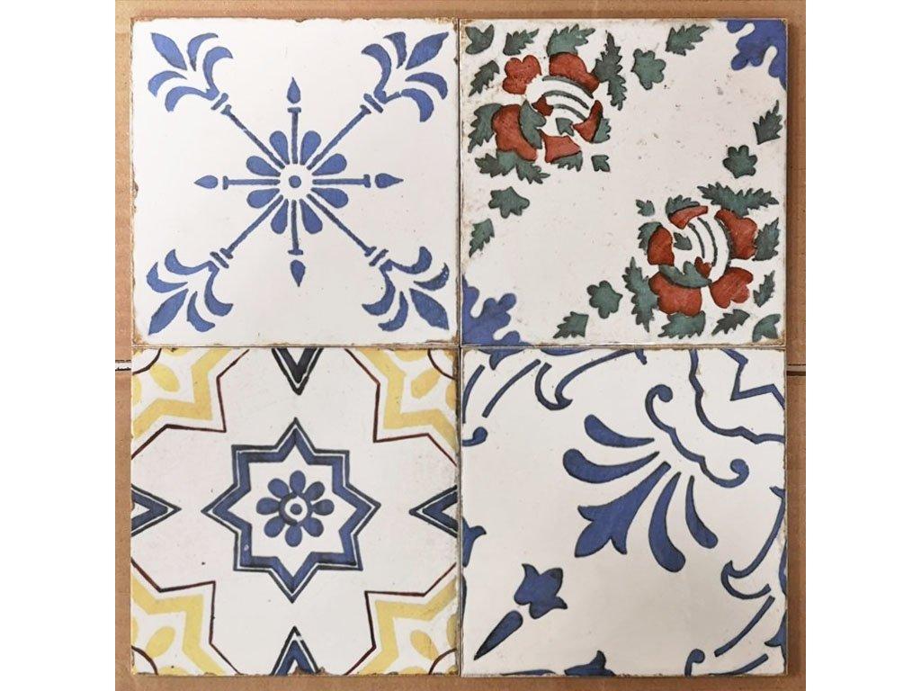 fabresa forli obklady dekory patchwork retro do kuchyne koupelny