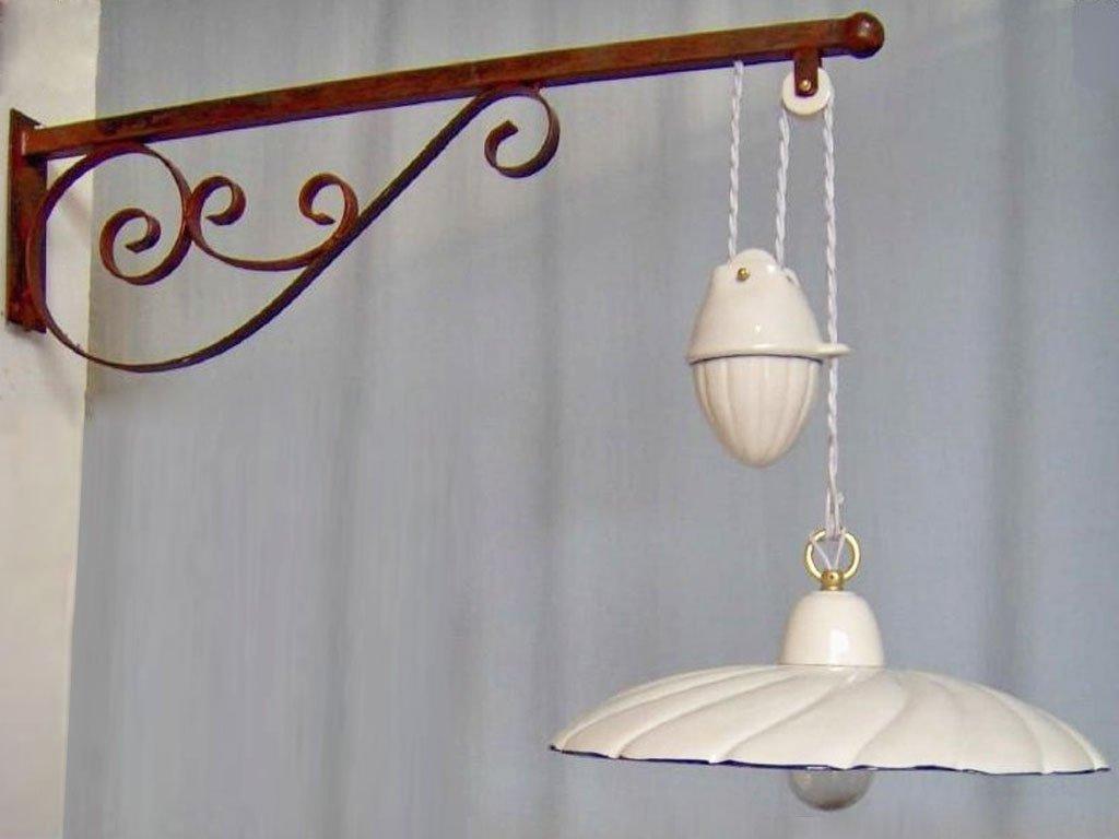 keramicke svitidlo lampa nastenna 12