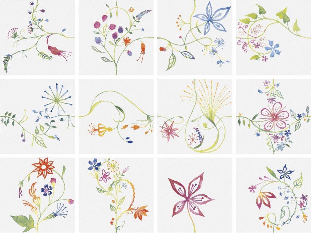 Bardelli Ceramica Primavera Primavera Colore 1 set 02