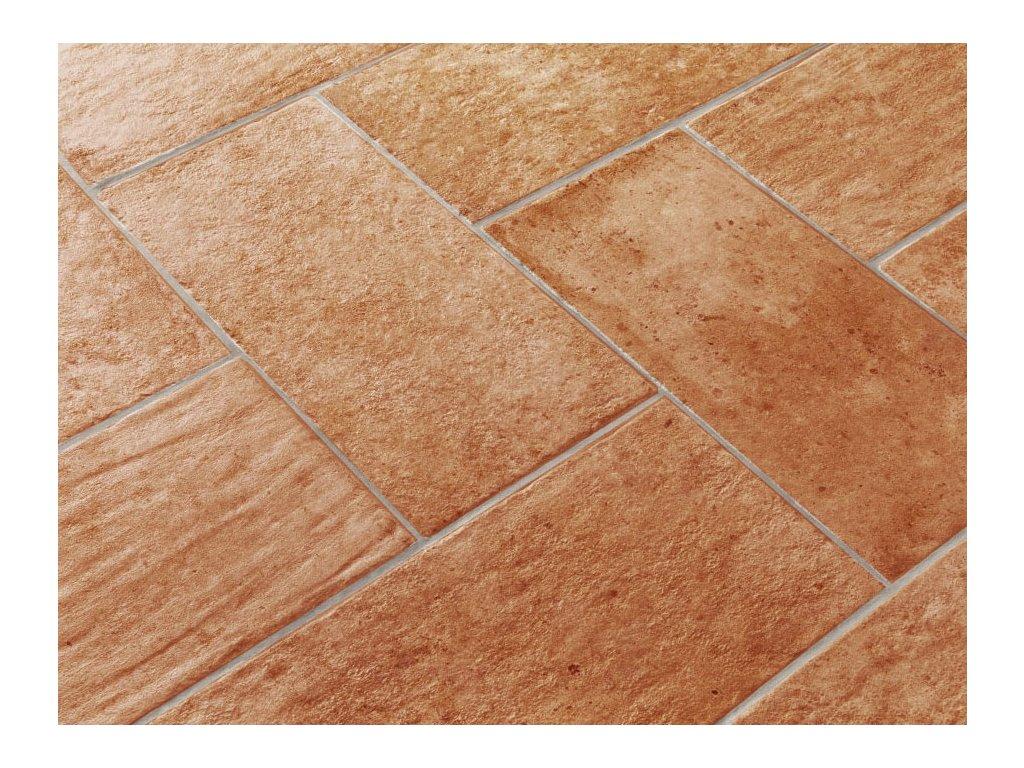 tuscany brunello strong dlazba rustikalni retro cihelna na chalupu 03