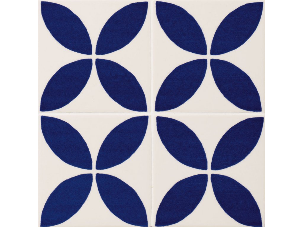 maiolica obklady modrobile 10x10 retro majolika Astro