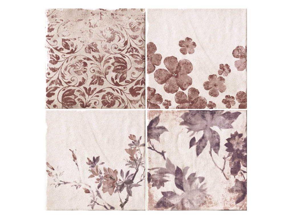 cir cotto vogue jardin grigio 10x10 obklady retro rustikalni selske chalupu kuchyne koupelny