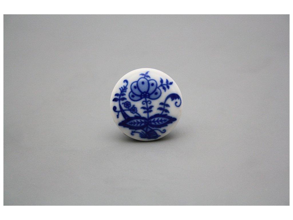 Porcelánová úchytka cibulák 35 mm 2