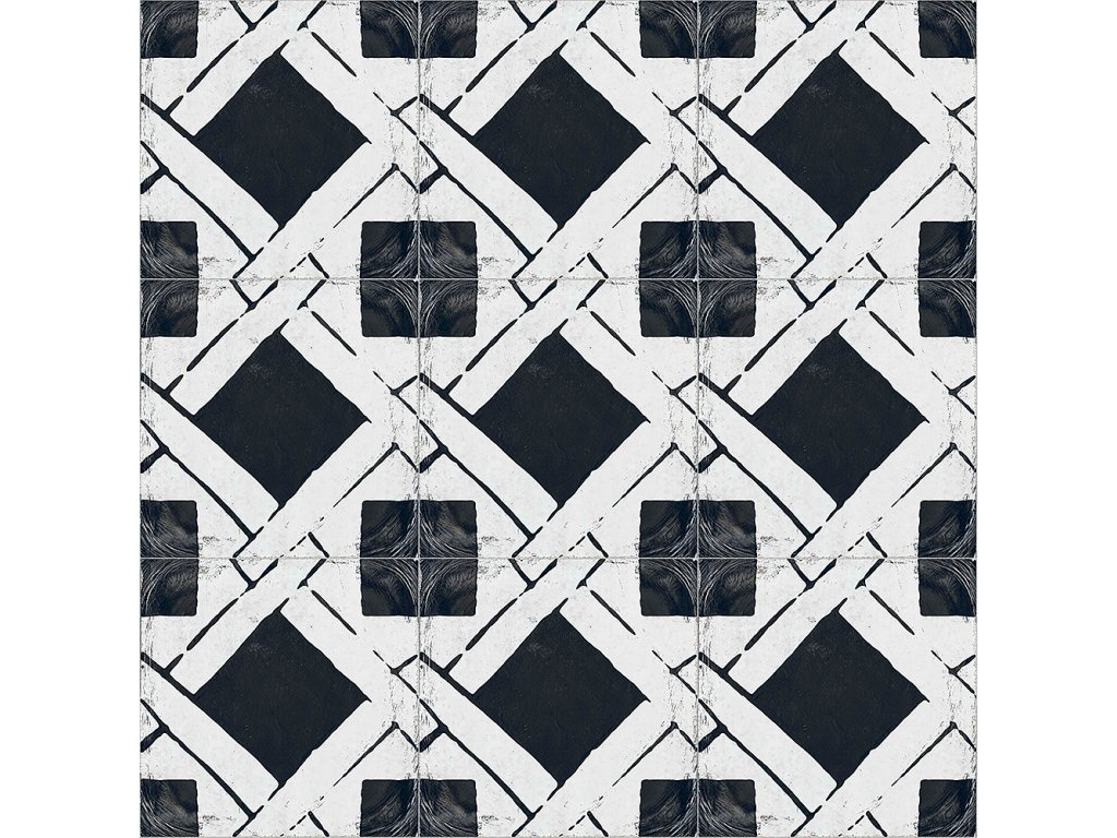 RE STYLE pannello White Blocks dlažba či obklad s dekorem