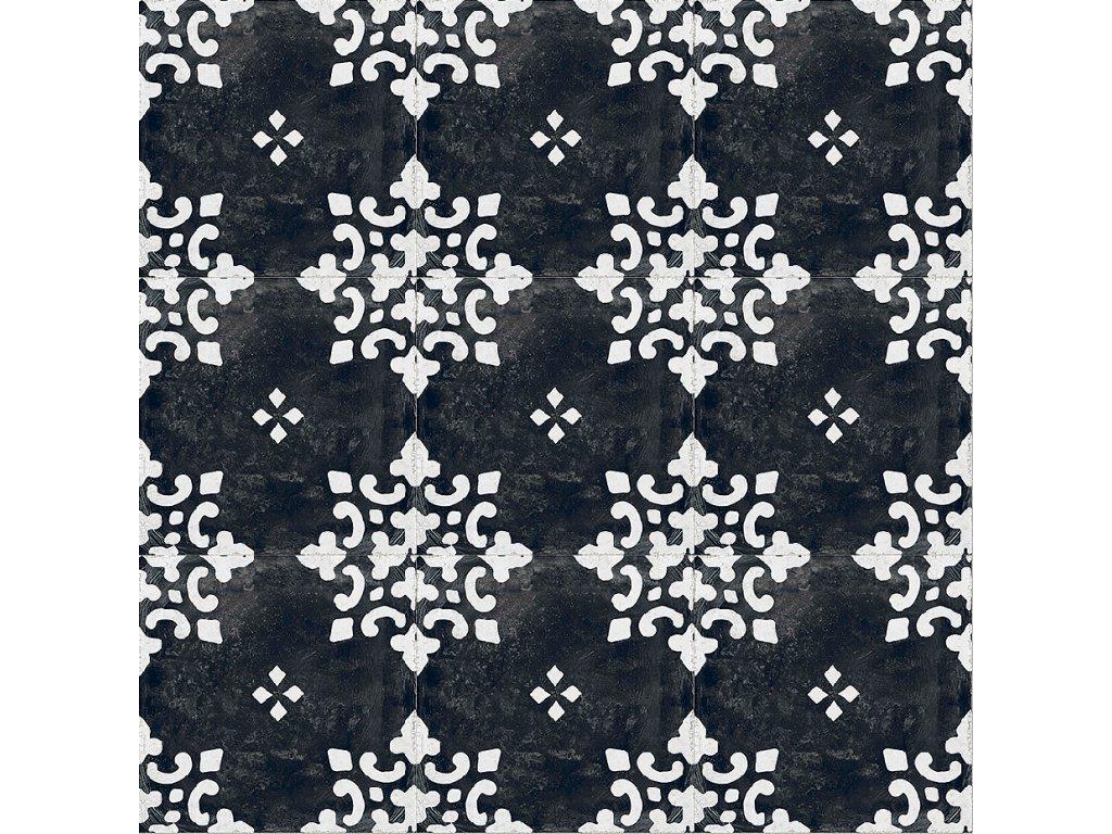 RE STYLE Black Crown dlažba a obklad do interiéru