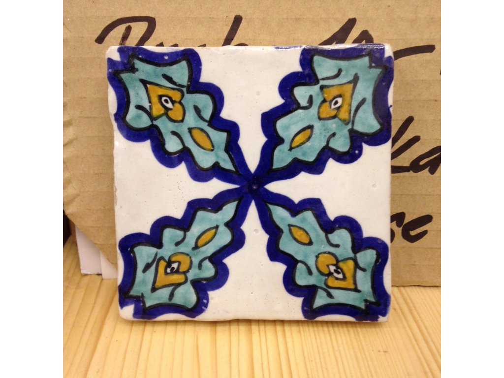 malovany obklad maroko orientalni 01