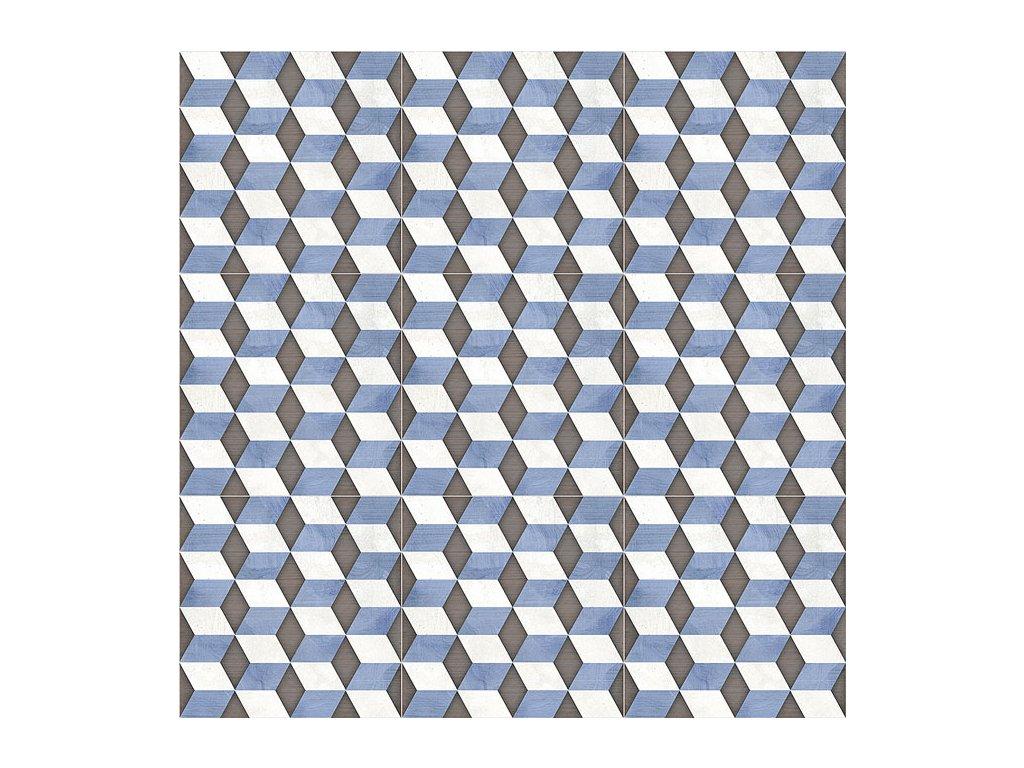 Paint pannello Cubi 3x3
