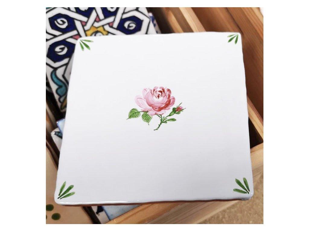 rucne malovane obklady selske kvetina ruze malir jv 02