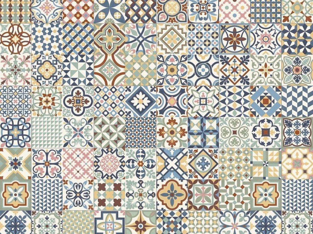 heritage obklady dlazba dekory mix patchwork mix 18