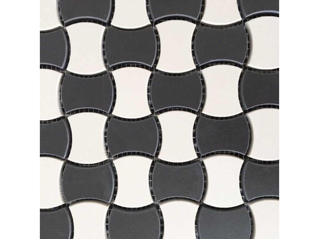 butterfly mozaika piskoty vykrajovana netradicni historicka cerno bila 01