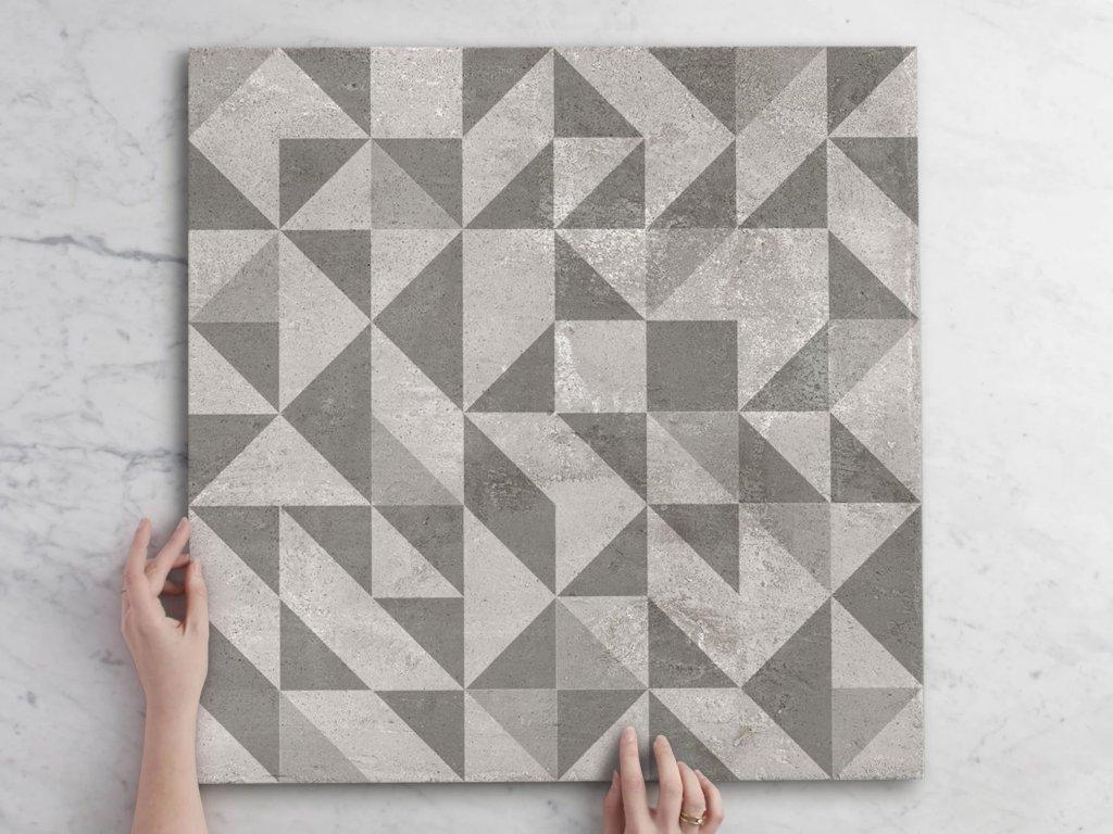 concrete dlazba obklady imitace betonu dekor vzor velkoformat 06