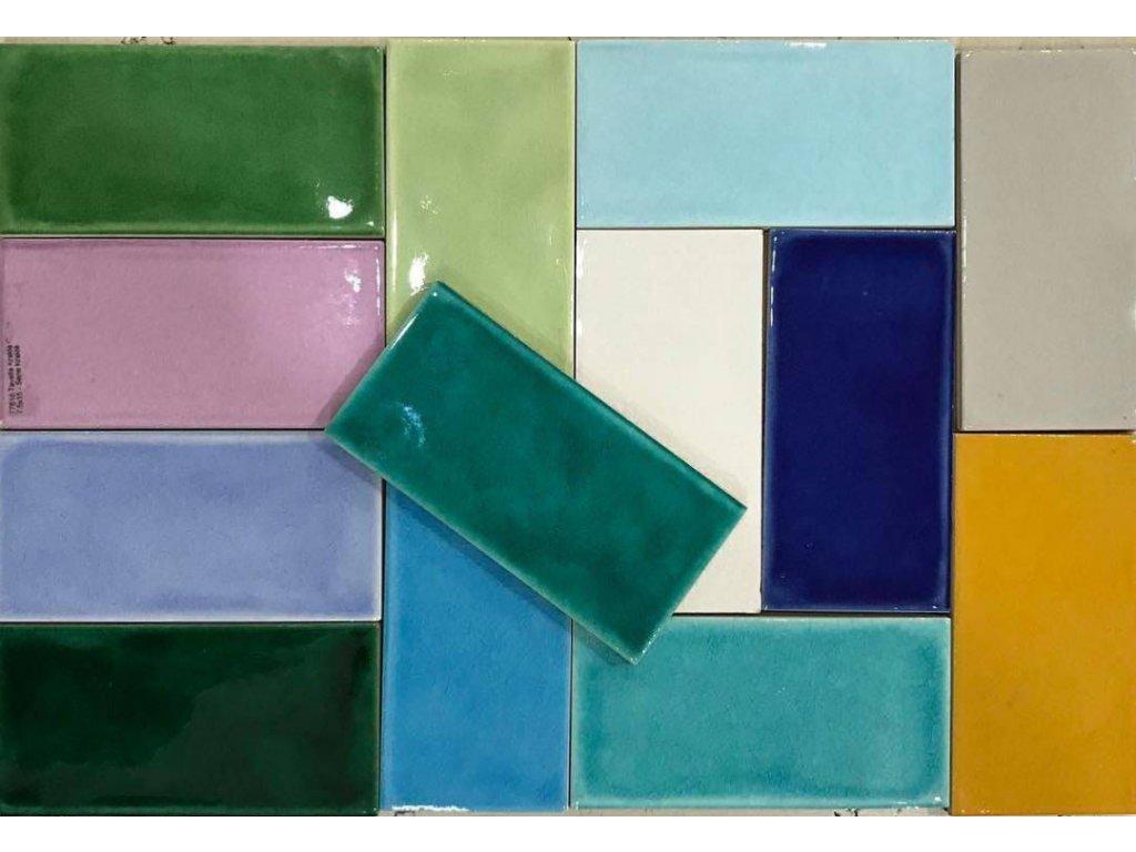 tonalite krakle 15x15 obklady do koupelny kuchyne barevne 40