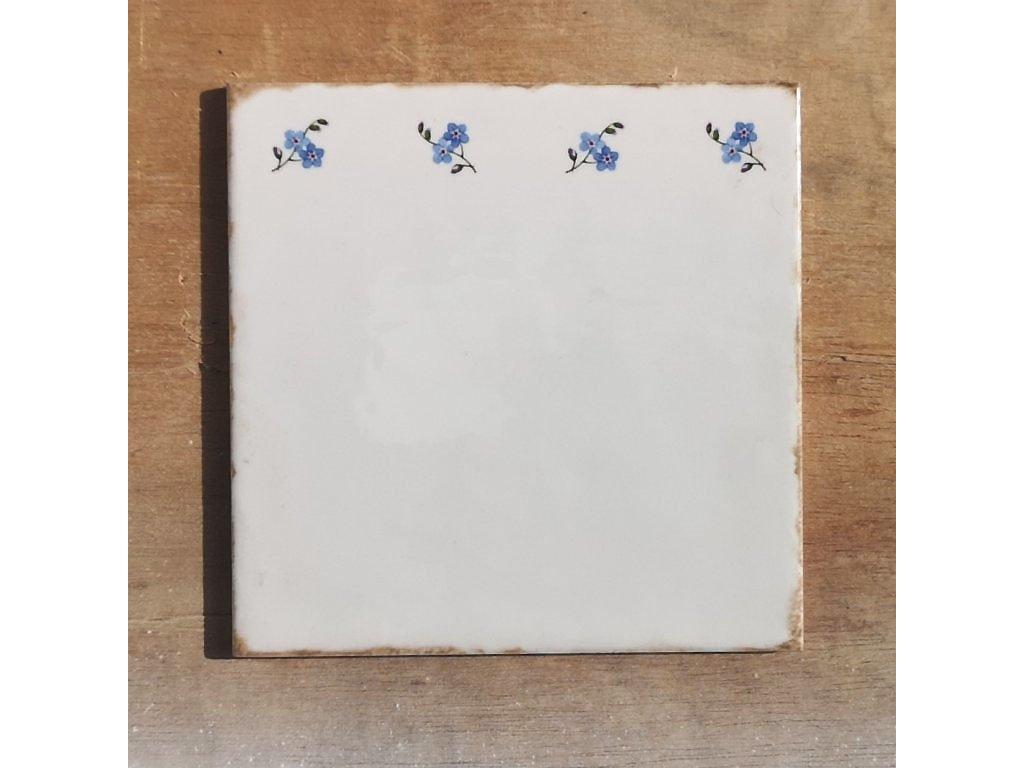 fabresa forli dlazba obklady pomnenky kyticky retro do kuchyne koupelny bile 20x20 15x15 02