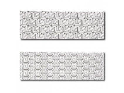 hive cell cube brillo obklady obdelnik 10x30 04