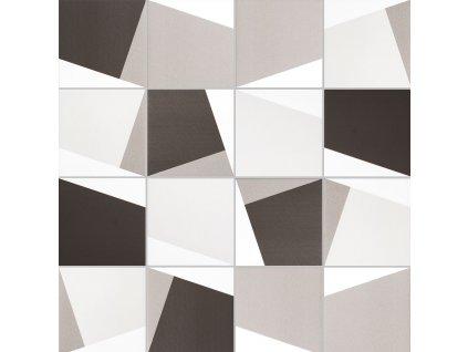Patch Origami Noir