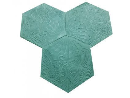 hexa pedrera 3d cementova dlazba handmade relief gaudi 01 34