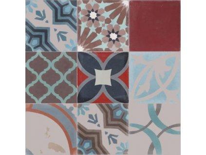 patchwork 102 cementova orientalni dlazba 20x20 02