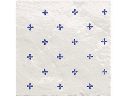 provenzale calypso bleu 15x15