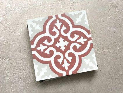 neocim classic dlazba odolna 20x20 dekor e brique