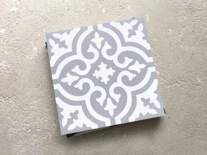 neocim classic dlazba odolna 20x20 dekor e titane