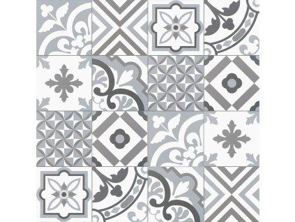 neocim plus obklady do koupelny dlazba patchwork 20x20 gris 04