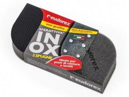 eurodex houbicky inox na nerez