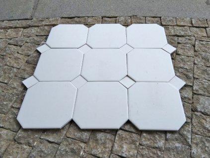ottagonetta dlazba obklady tozetto osmiuhelnik retro moderni minimalisticka 01