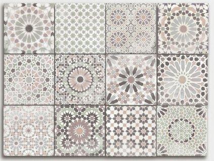 avenue dlazba dekory patchwork decor arabescos