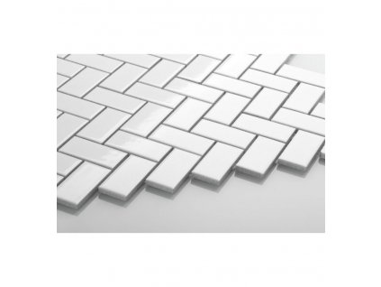 mozaika rectangle bila